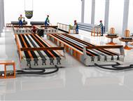 Дзержинск: Технологическая линия по производству световых опор св Производственное предприятие Интэк производит и поставляет технологические линии под ключ для
