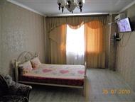 Краснодар: Посуточно на Селезнева рядом КУБ ГУ 1 комнатная в новом доме. все новое . все есть