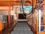 Краснодар: Шведские вибропрессы для производства блоков, тротуарной плитки, бордюров Шведская компания Scandinavian & UK Machines предлагает стационарные и
