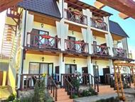 Новосибирск: Крым, Отдых в Коктебеле Гостевой дом Серенада, построенный в 2014 году приглашает всех гостей курорта провести свои долгожданные отпуска в атмосфере у