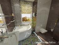 Санкт-Петербург: Услуги по строительству, инжинирингу, декорированию интерьеров и благоустройству территорий Компания «Waterfall» предоставляет услуги по дизайну, прое