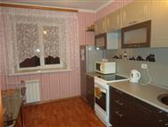 Комфортабельная квартира, На сутки, часы, неделю Добро пожаловать в однокомнатную квартиру на ул. Буденного, находящаяся в престижном районе, с развит, Тула - Снять коттедж на сутки