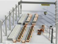 Волгоград: Линия по производству свай квадратного сечения Железобетонные сваи квадратного сечения используются в строительстве сооружений различного назначения –